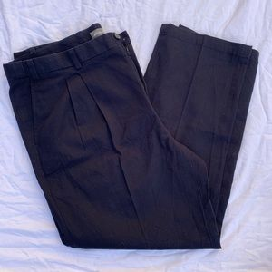 Eddie Bauer pants size Tall 42 relaxed fit chino